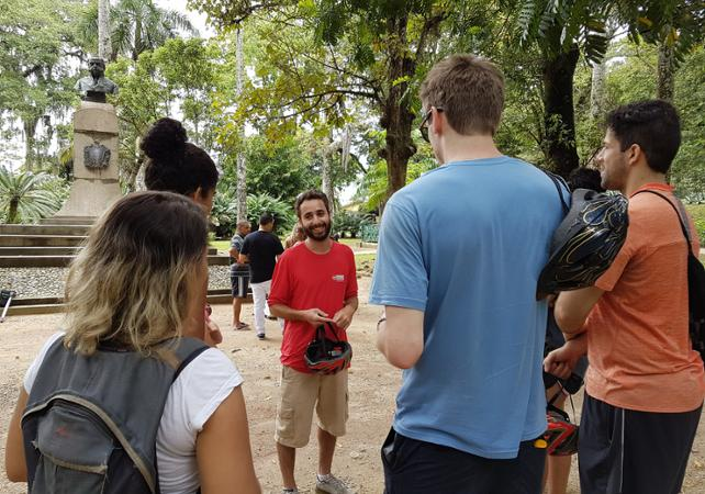 Promenade guidée à vélo et à pied : bord de mer de Rio & Jardins Botaniques image 5