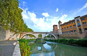 Guided Walking Tour of the Trastevere District in Rome