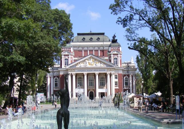 Parcours gustatif et culturel de Sofia - Tour guidé à pied image 1