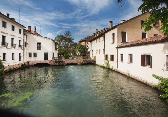Photo Visite guidée de Trévise avec dégustations au départ de Venise