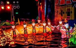 Water Puppet Show in Ho Chi Minh City - with Dinner Cruise