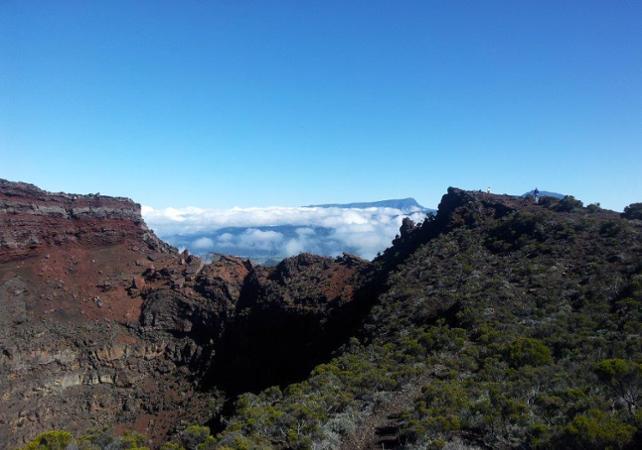 Excursion avec une locale autour du volcan du Piton de la Fournaise - La Réunion et ses sites touristiques -