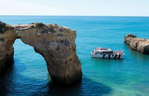 Cruise on the Algarve Coast & Discover Marine Grottos – Albufeira