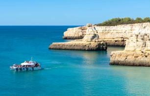 Beach Barbecue & Catamaran Cruise – Albufeira