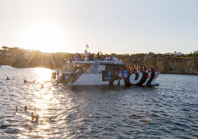 Boat Party - Fête sur un bateau - Albufeira - Albufeira - Ceetiz