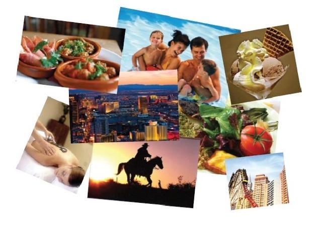 Carte de réduction multi-activités Las Vegas