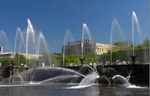 1-day Versailles passport GARDENS FREE