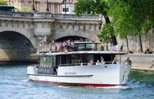 Seine River Cruise – Drink & Snack Package