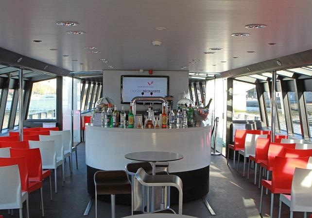 Vedettes de paris croisi re seine restaurant en terrasse - Restaurant en terrasse paris ...