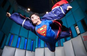 Indoor Skydiving: Freefall Simulator - Las Vegas
