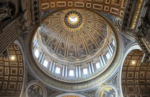 Self-Guided Tour of Saint Peter's Basilica – Fast-track access