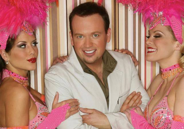 Nathan Burton Comedy Magic – Spectacle Las Vegas - Las Vegas -