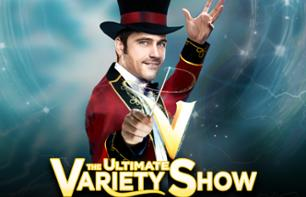V – the Ultimate Variety Show – Spectacle Las Vegas