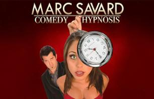 Marc Savard Comedy Hypnosis – Spectacle Las Vegas