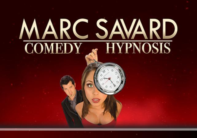 Marc Savard Comedy Hypnosis – Spectacle Las Vegas - Las Vegas -