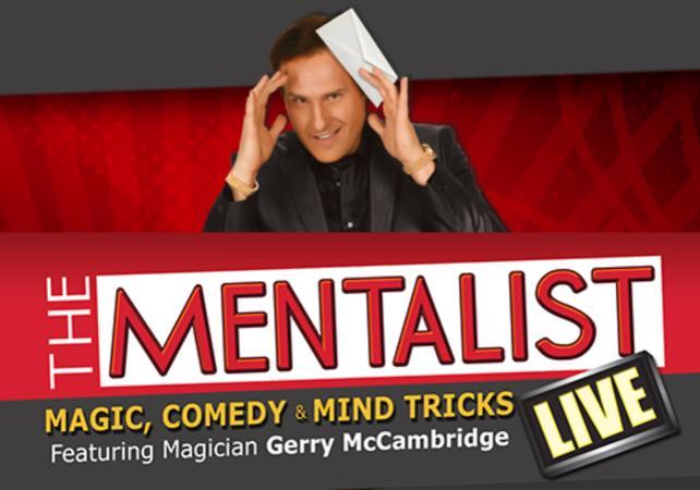 The Mentalist – Spectacle Las Vegas - Las Vegas -