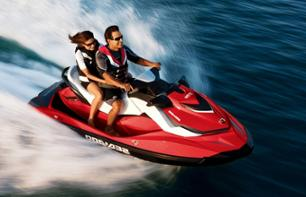 Guided Jet Ski Tour on English Bay in Vancouver