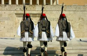 Guided tour of the historical center of Athens and the Acropolis