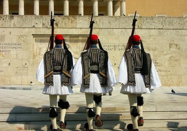 Photo Visite guidée du centre historique d'Athènes et de l'Acropole