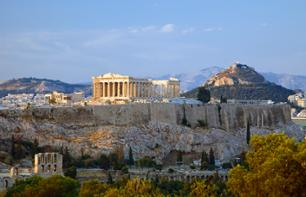 Guided tour of the Acropolis, Athens city tour and the Acropolis Museum