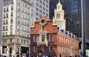 Downtown Freedom Trail Guided Walking Tour