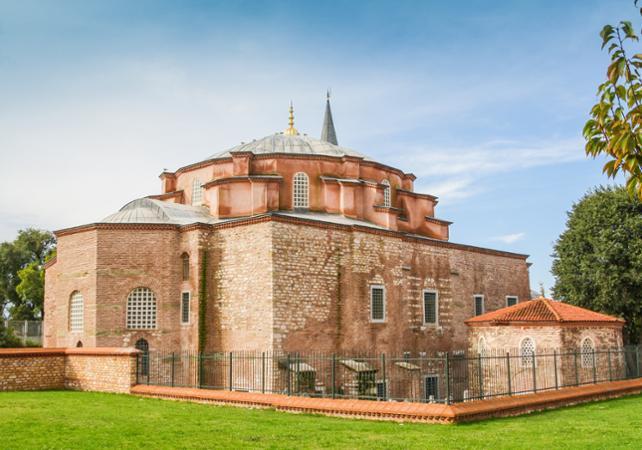 Photo Visite guidée d'Istanbul : Palais de Topkapi, la Petite Sainte Sophie et l' Eglise Sainte Irène