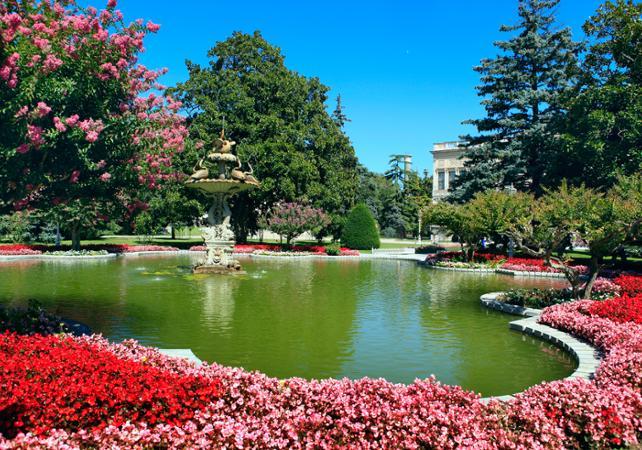 Photo Visite guidée du palais de Dolmabahçe – en anglais