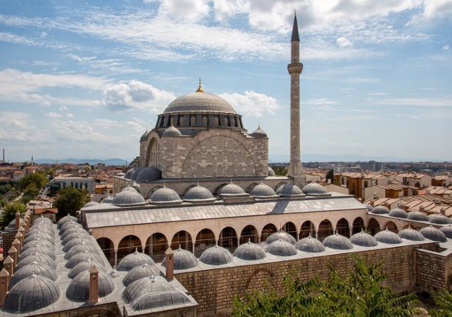 Photo Visite guidée d'Uskudar et de Kadikoy sur la rive asiatique d'Istanbul