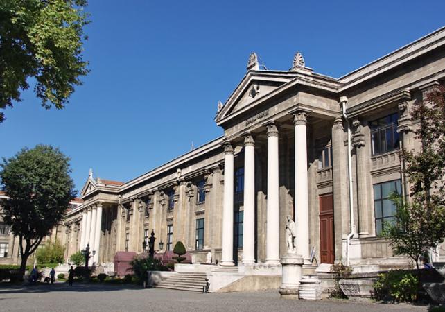 Photo Visite guidée du Musée archéologique d'Istanbul