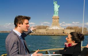 Access to the Statue of Liberty Pedestal & Guided Tour of the Ellis Island Immigration Museum