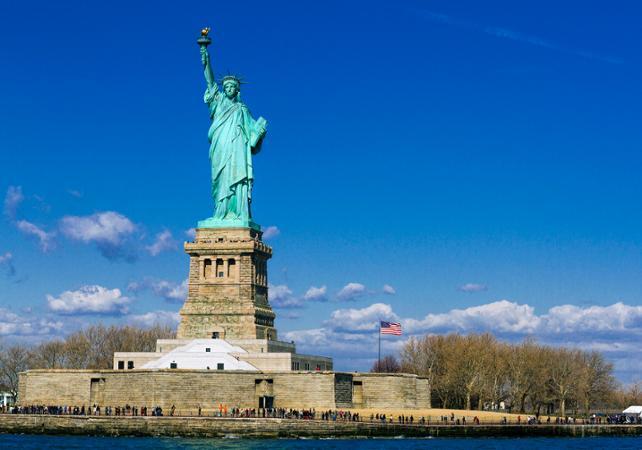 Ellis Island Guided Tour