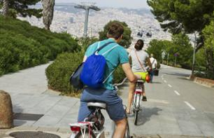 360° Tour of Barcelona – By bike, boat and cable car