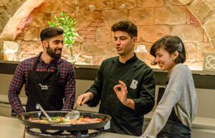 Cooking Course and Paella Tasting in Barcelona