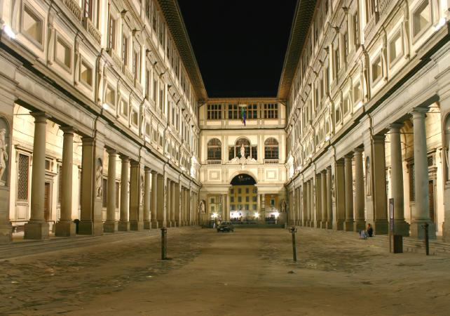 Photo Galerie des Offices - Uffizi - Florence
