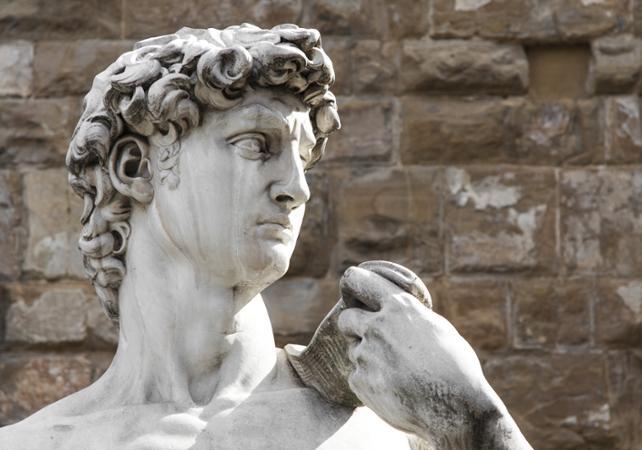 Billet coupe-file Galerie de l'Académie - Le David de Michel-Ange - Florence - Florence -