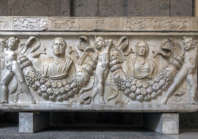 Naples billet coupe file mus e national arch ologique - Billet coupe file pompidou ...