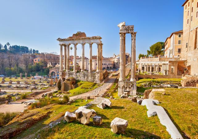 Rome visite de la rome antique avec guide priv - La cuisine de la rome antique ...