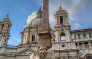 Private Limousine Tour of Rome – With hotel pick-up