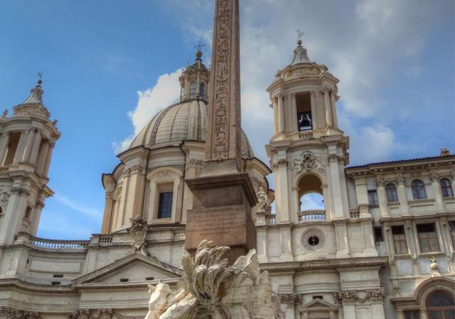 Visite privée de Rome en limousine – Au départ de votre hôtel - Rome -