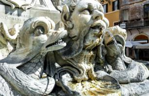 Private Tour: The Squares and Fountains of Ancient Rome