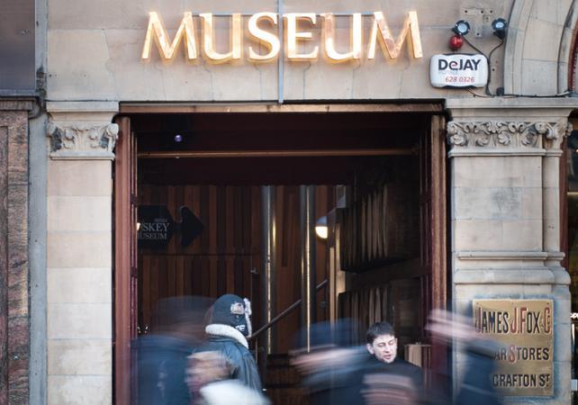 Visite guidée du musée du Whisky irlandais à Dublin image 12