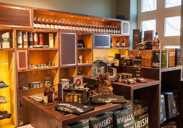 Visite guidée du musée du Whisky irlandais à Dublin image 13