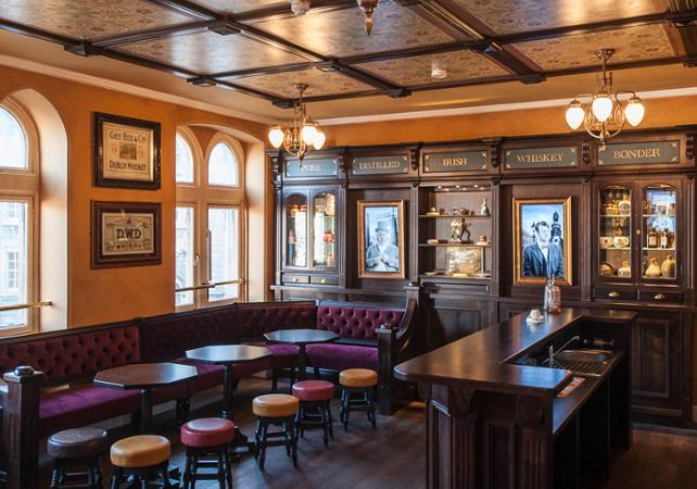 Visite guidée du musée du Whisky irlandais à Dublin image 6