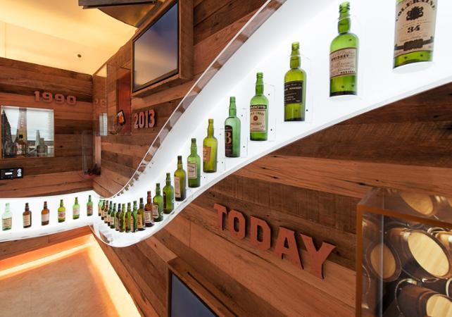 Visite guidée du musée du Whisky irlandais à Dublin image 1