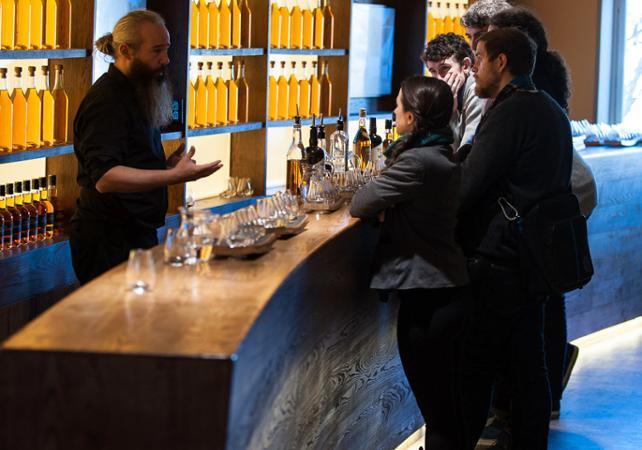 Visite guidée du musée du Whisky irlandais à Dublin image 2