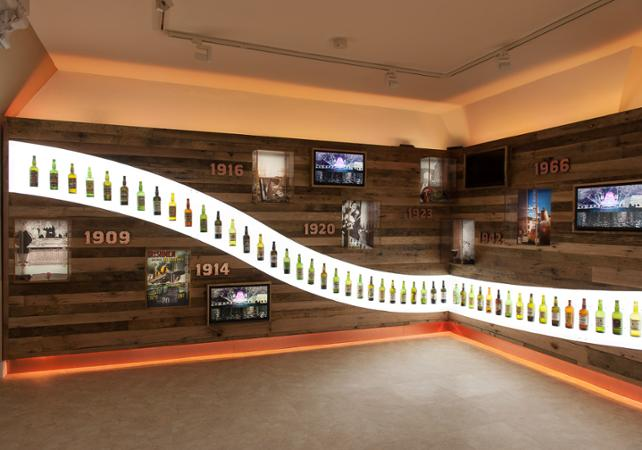 Visite guidée du musée du Whisky irlandais à Dublin image 5