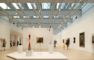 Priority-Access Tickets to the Whitney Museum of American Art – New York
