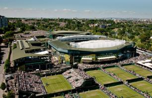 Guided Tour of Wimbledon Tennis Museum