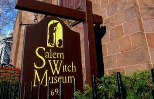 Salem Witch Museum Tickets