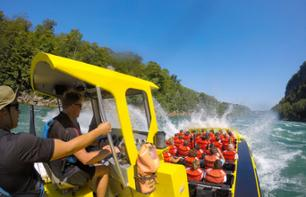Extreme Jet Boat Cruise on the Niagara River – Departing from the Canadian side